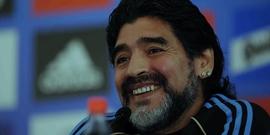 Diego Armando Maradona Franco  Photos