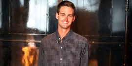 Evan Thomas Spiegel Photos