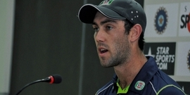 Glenn James Maxwell Photos