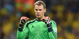 Manuel Peter Neuer Photos