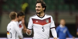 Mats Julian Hummels Photos