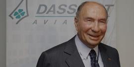 Serge Dassault Photos