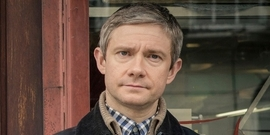 Martin John Christopher Freeman Photos