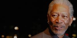Morgan Freeman Photos