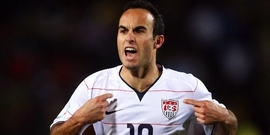 Landon Timothy Donovan Photos