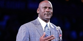 Michael Jeffrey Jordan Photos