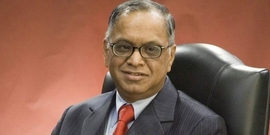 N. R. Narayana Murthy Photos
