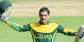 Quinton de Kock Photos