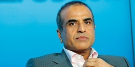 Sunil Bharti Mittal Photos