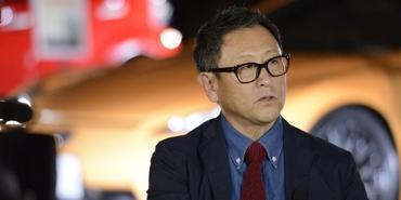 Akio Toyoda Success Story