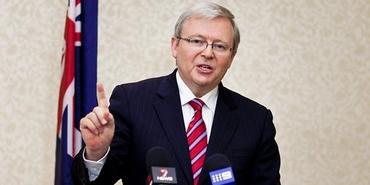 Kevin Rudd Success Story