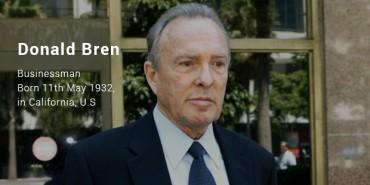 Donald Bren Story