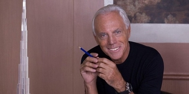 Giorgio Armani Success Story