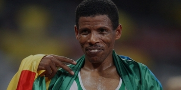 Haile Gebrselassie Success Story