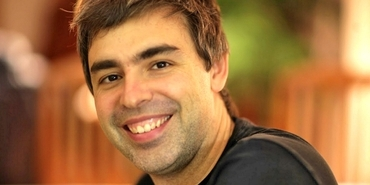 Larry Page Success Story