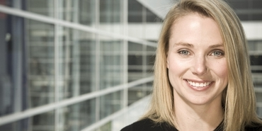 Marissa Mayer Success Story