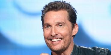 Matthew McConaughey Success Story