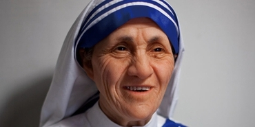 The saint of the gutters, Mother Teresa