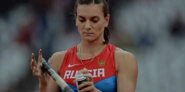 Yelena Isinbayeva Success Story