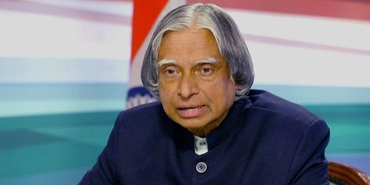 A.P.J Abdul Kalam - The Missile Man of India