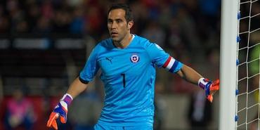 Claudio Bravo - Safest pair of hands in The Americas