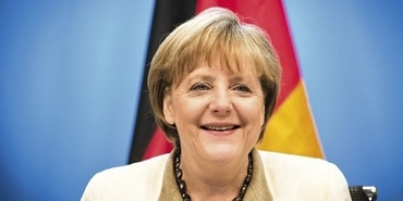 Angela Merkel Success Story