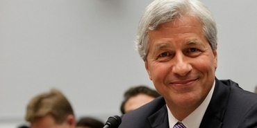 James Dimon Success Story