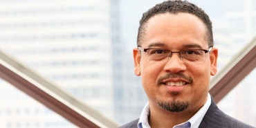Keith Ellison Story - First Muslim To Enter Into The U.S. Congress