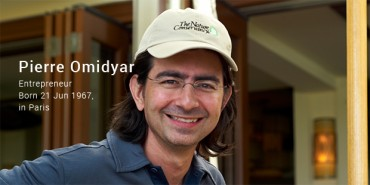Pierre Omidyar Success Story