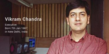 Vikram Chandra Success Story