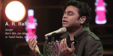 A. R. Rahman - The Multiple Oscar Winner of India