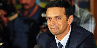 Rahul Dravid Success Story