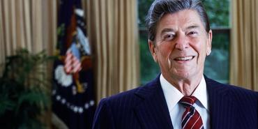 Ronald Reagan Success Story