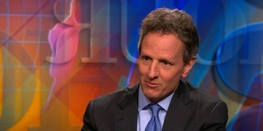 Timothy Geithner Success Story