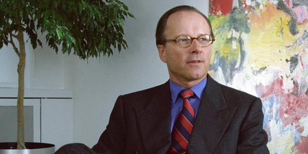 Stephan Ernest Schmidheiny
