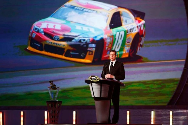 Kyle Speaking at 2013 Sprint Cup Awards Banquet