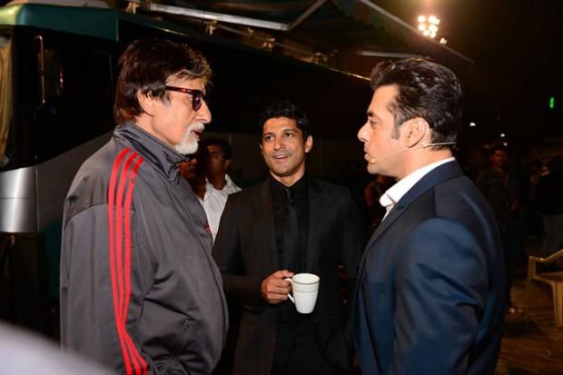 Salman Khan in Conversation with Amitabh Bachchan