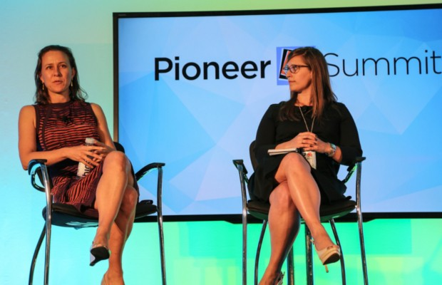 Anne Wojcicki in an Interview with Katy Steinmetz of Time Magazine at Pioneer Summit