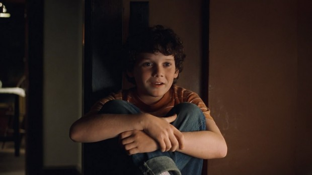 Anton Yelchin In His Childhood