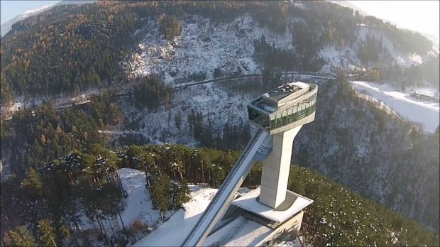 Bergiselschanze in Austria