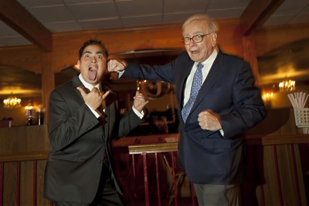 Boxer Buffett
