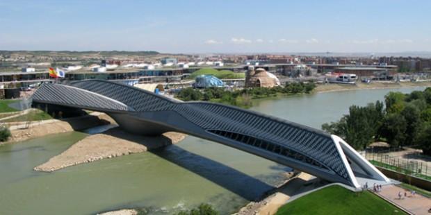 Bridge Pavillion By Zaha Hadid