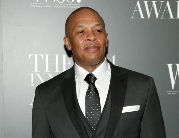 Dr Dre Attended the WSJ Magazine 2014 Innovator Awards at Moma in New York