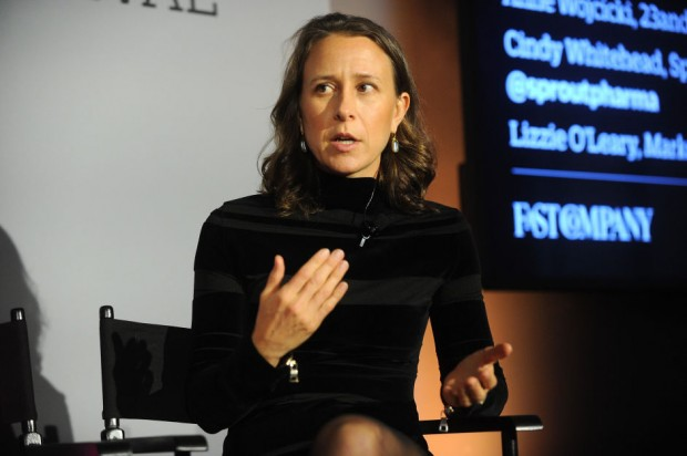 Anne Wojcicki Speaking at Fast Company Innovation Festival