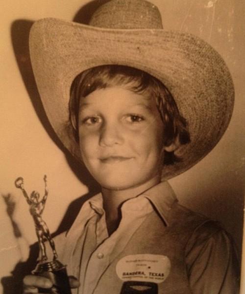 Matthew McConaughey Childhood, Holding Awards