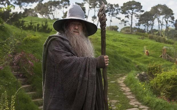 Ian in The Hobbit