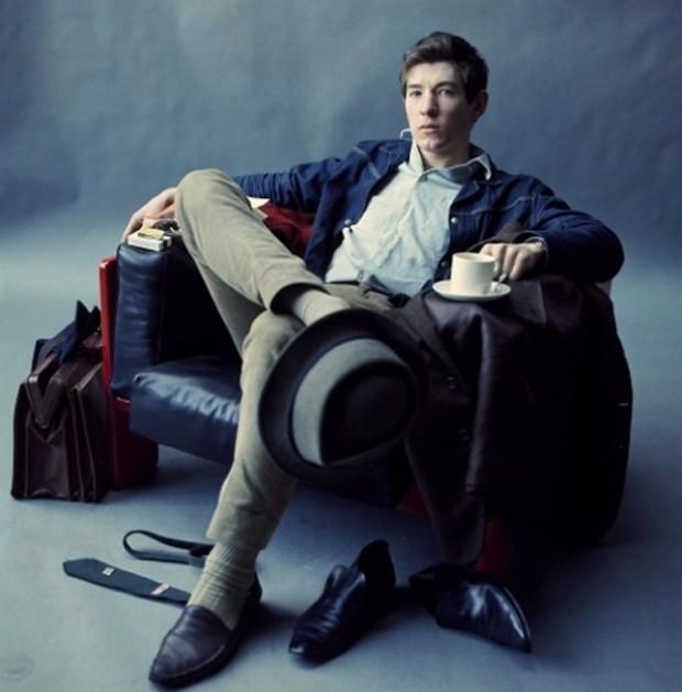 Young Ian McKellen