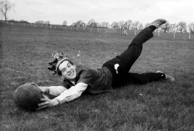 Ian McKellen at Cambridge