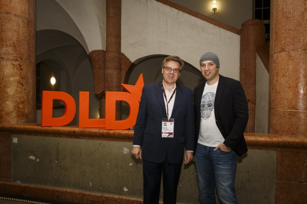 Jan Koum at DLD
