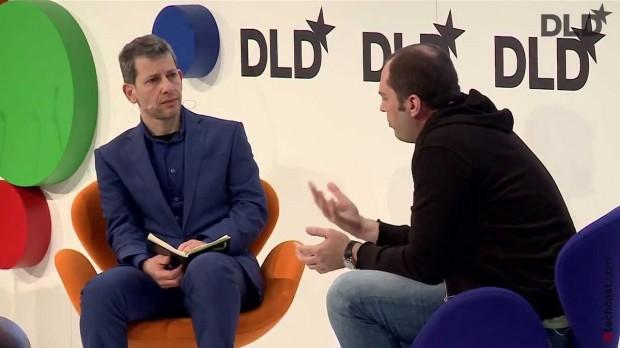 Whatsapp Founder Jan in Conversation at DLD14